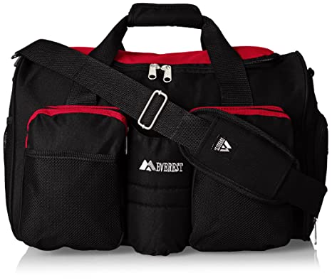 Image Unavailable. Image not available for. Colour  Everest Gym Bag with Wet  Pocket ... bba31eb9aa
