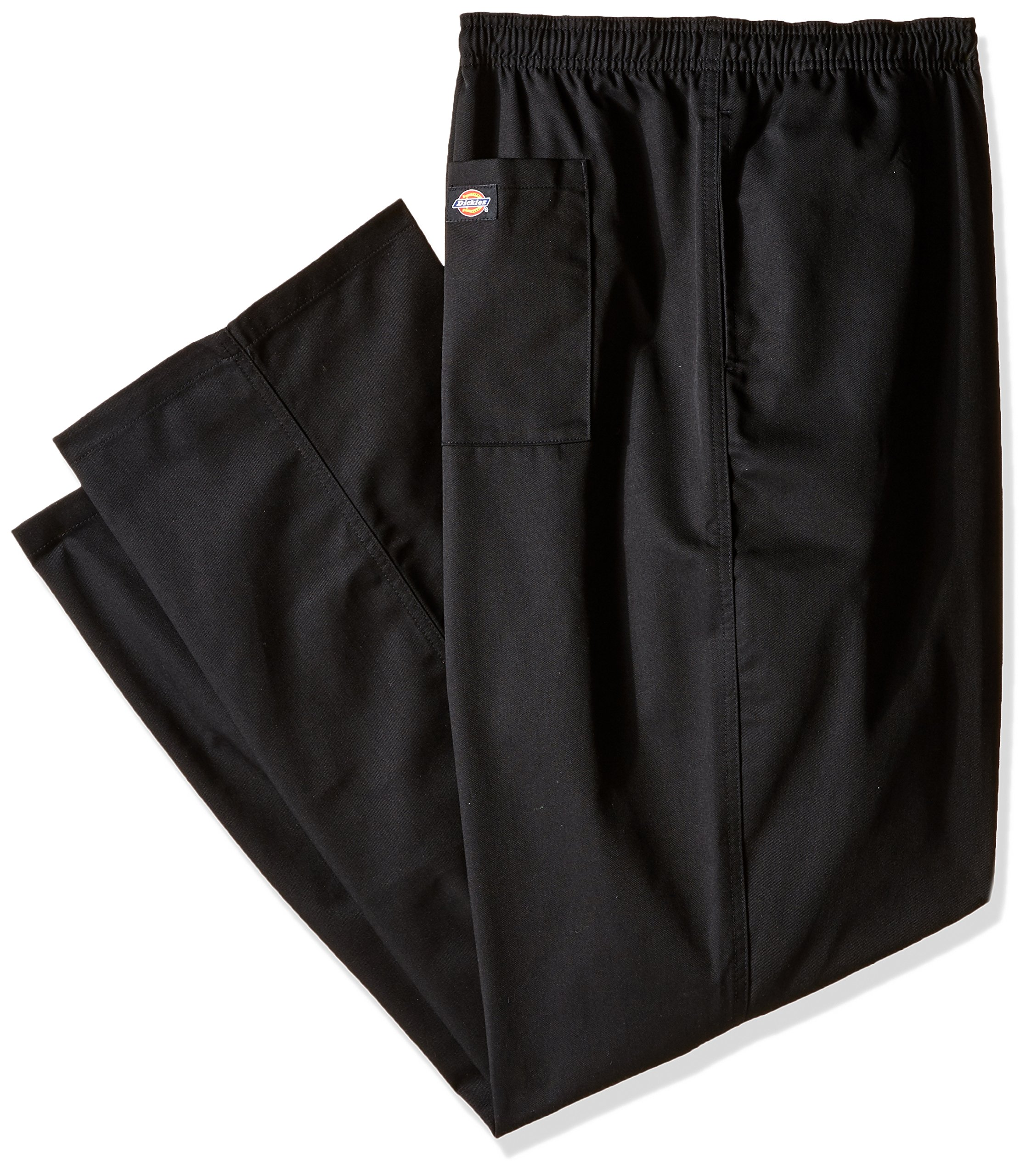 Dickies Chef Classic Trouser, Black, 4X-Large