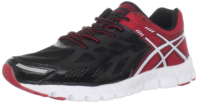 ASICS Men's GEL-Lyte33 Running Shoe B006H39316 11.5 D(M) US|Onyx/White/Flame