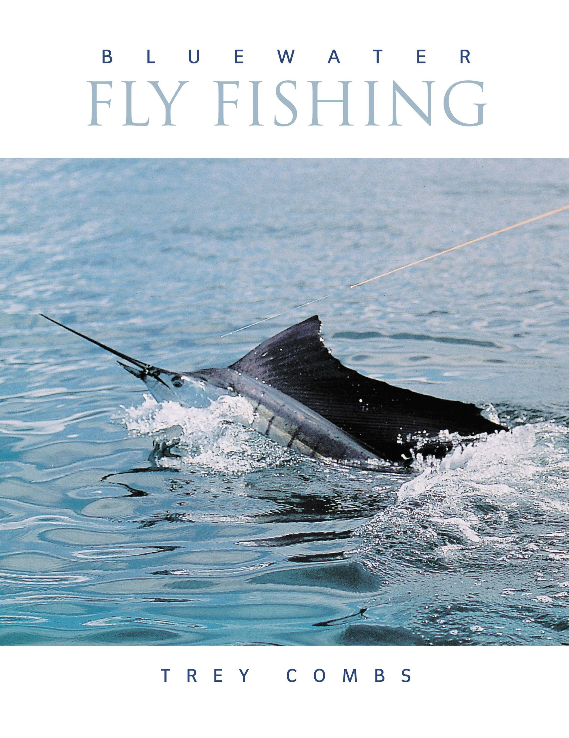 Bluewater Fly Fishing Trey Combs product image