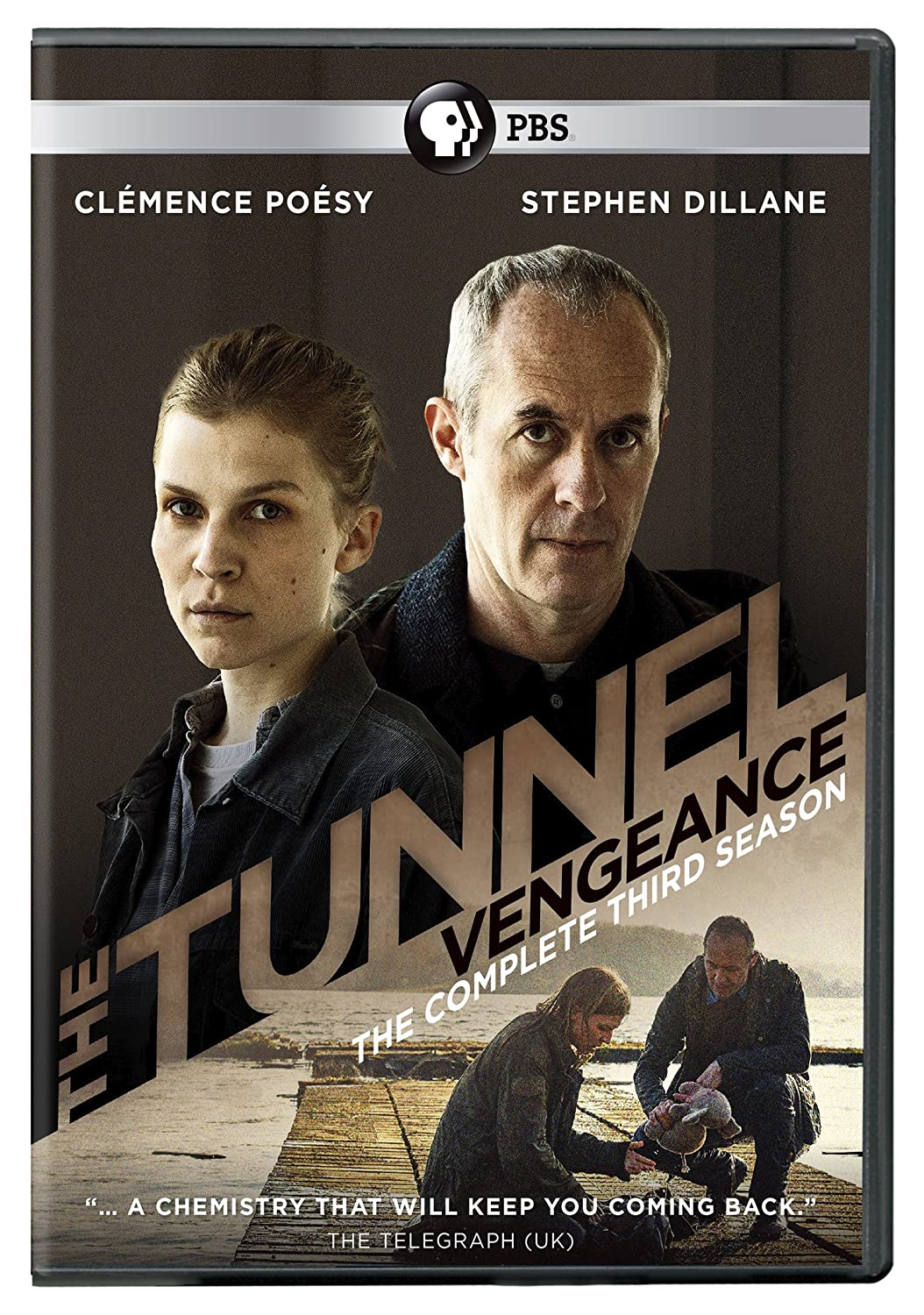 The Tunnel: Vengeance (Season 3 UK Edition)