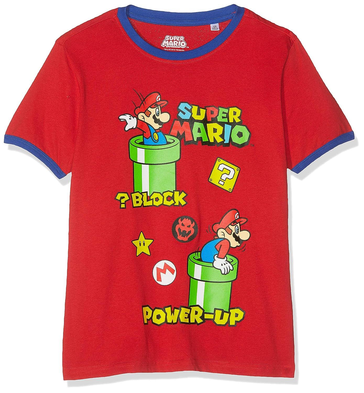 SUPER MARIO BROS Jungen T-Shirt