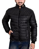 Ico Blue Star Black Mens Jacket