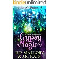 Gypsy Magic: A Paranormal Women's Fiction Novel (Poppy's Potions Book 1) book cover