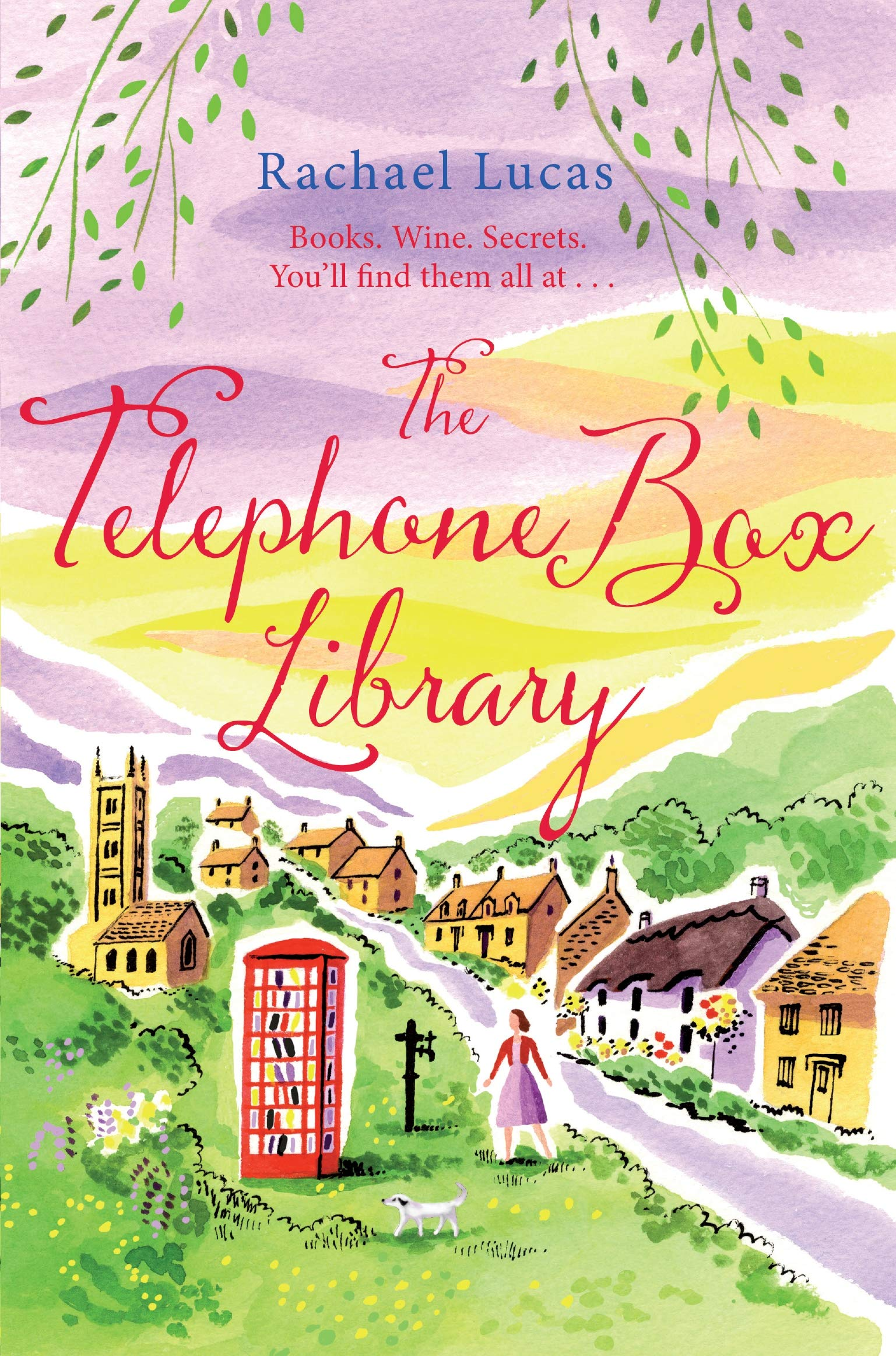 The Telephone Box Library: Amazon.co.uk: Lucas, Rachael ...