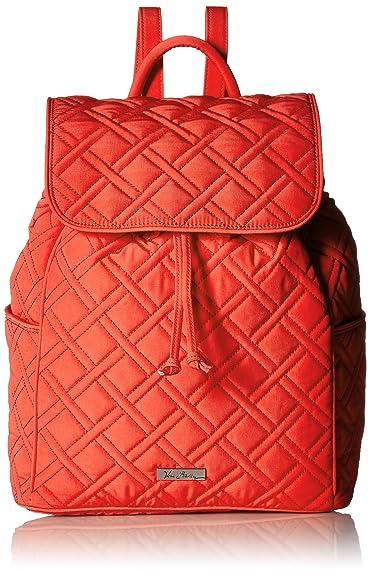 3a46775a0ef7 Amazon.com  Vera Bradley Women s Drawstring Backpack