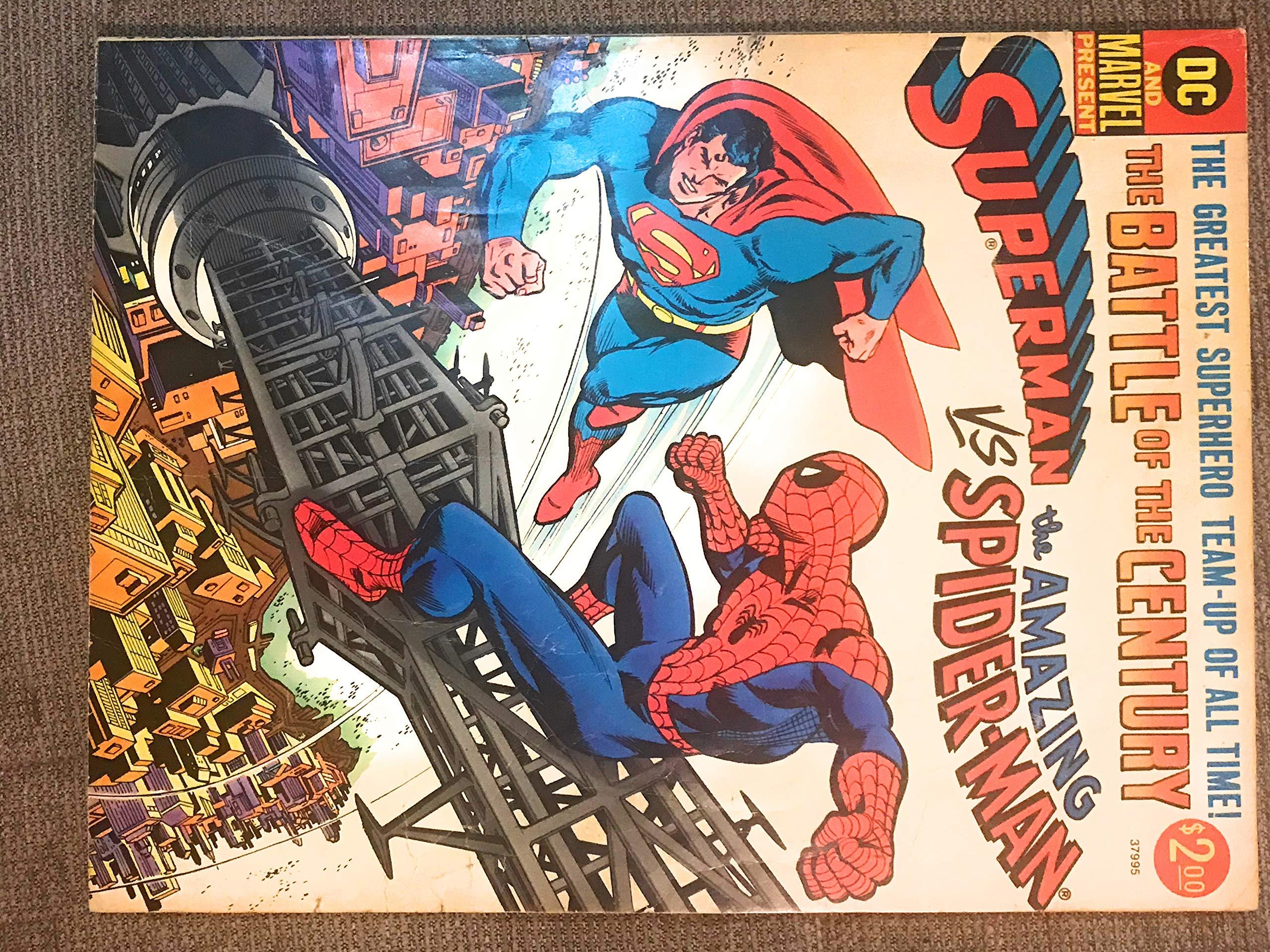 superman single spider om simplu
