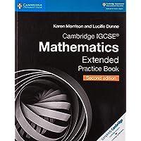 Cambridge IGCSE™ Mathematics Extended Practice Book
