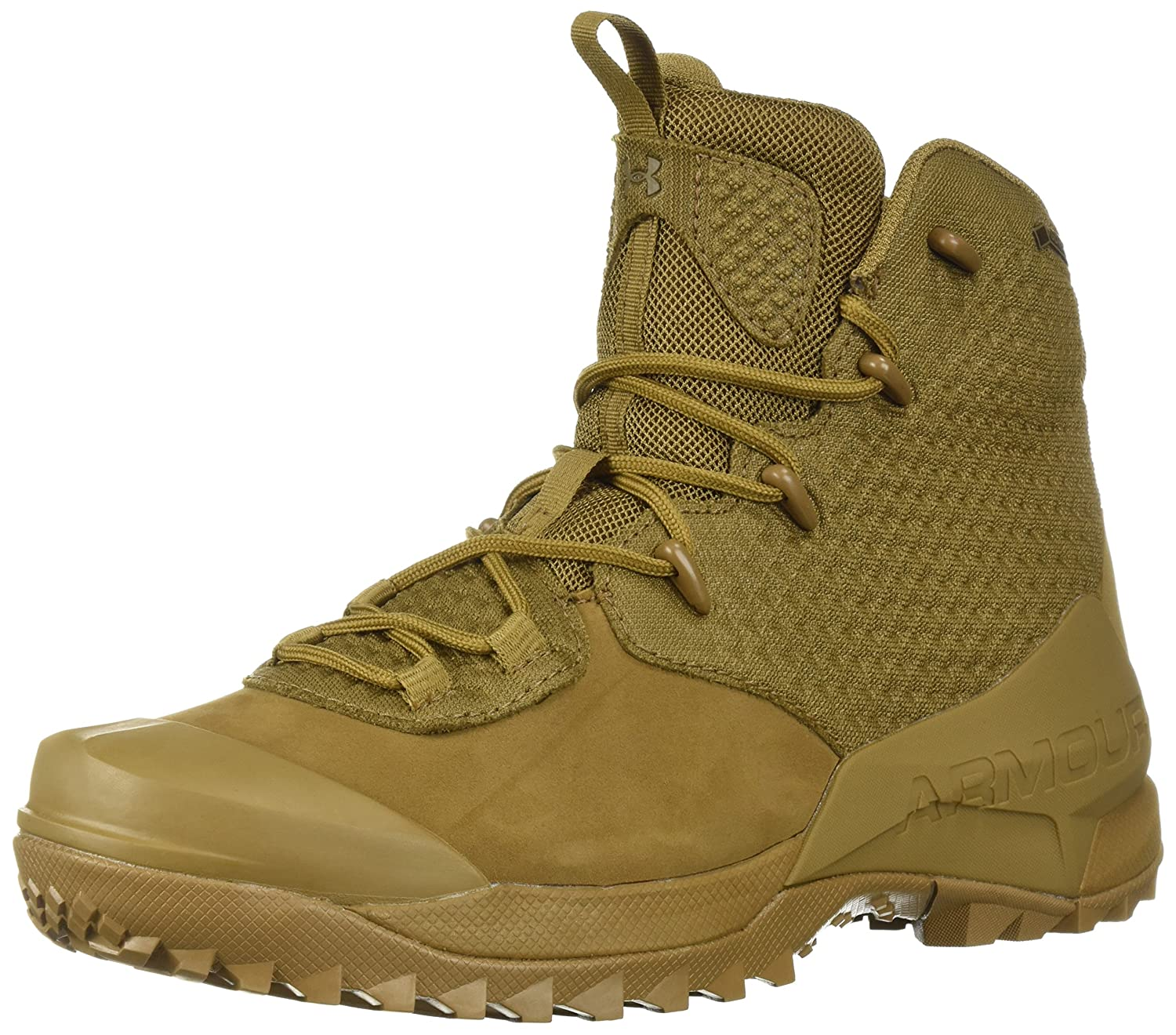 Under Armour メンズ Under Armour B071LHPGYB 12.5 D(M) US|Coyote Brown/Coyote Brown Coyote Brown/Coyote Brown 12.5 D(M) US