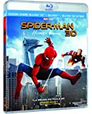 Spider-Man: Homecoming (BD 3D + BD + BD Extras) [Blu-ray]