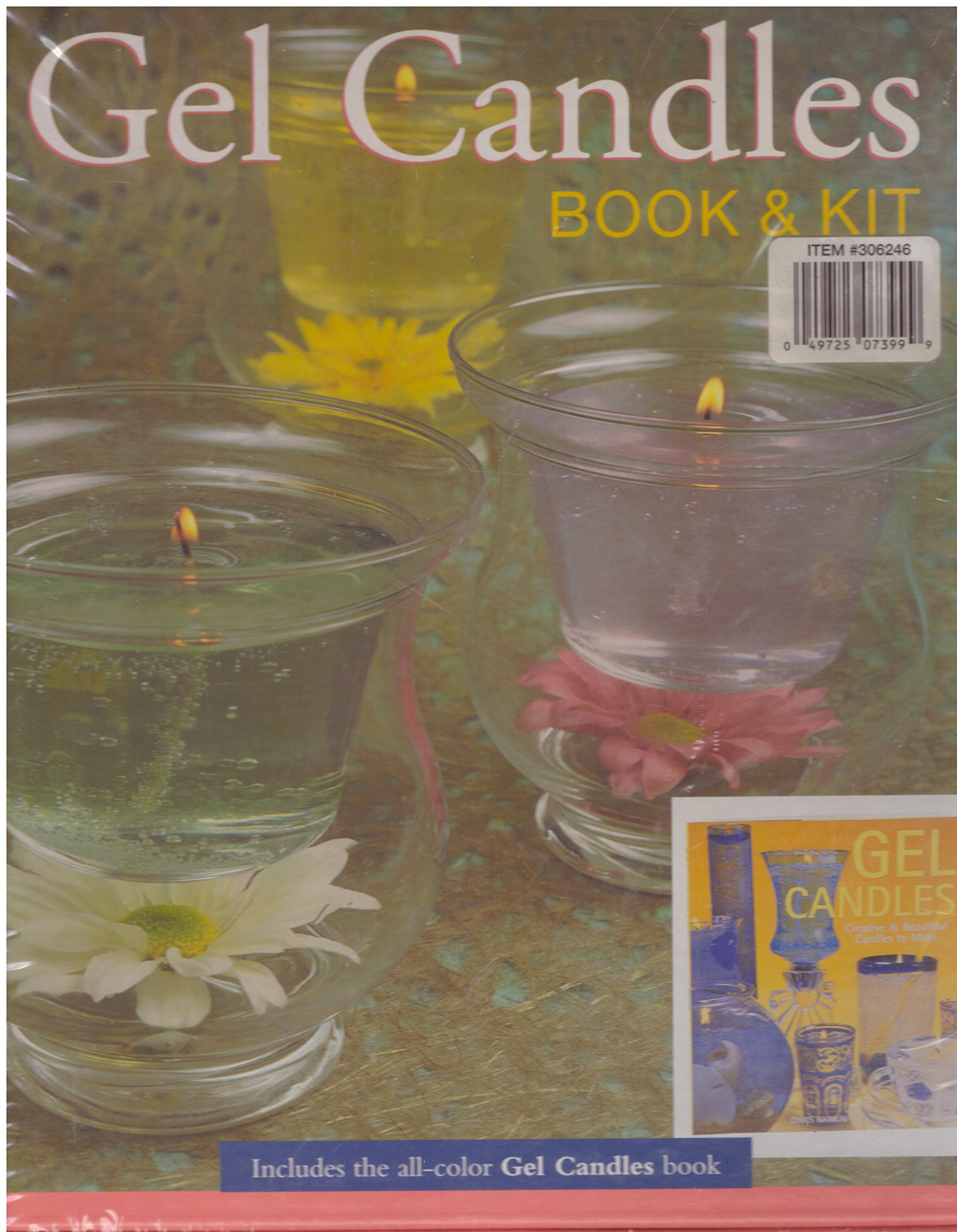 Gel Candle Book & Kit