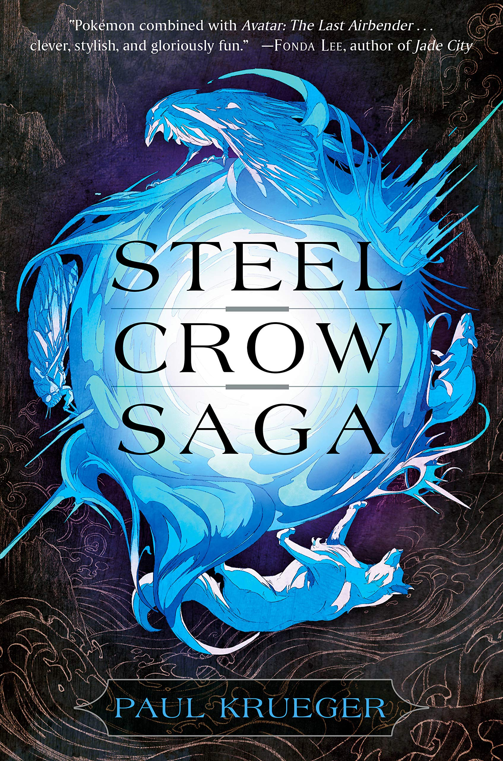 Image result for steel crow saga