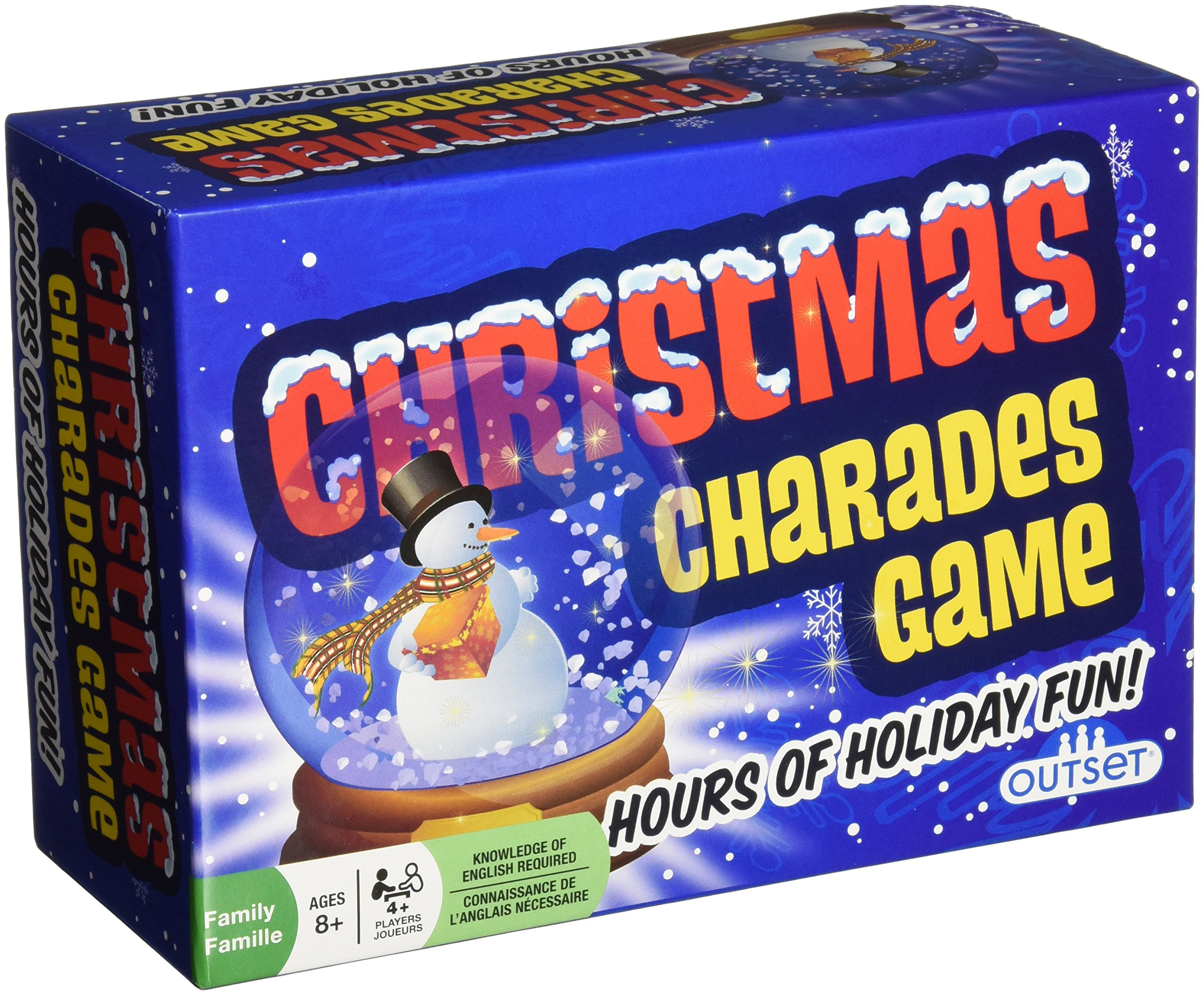 Charoodles - Fun Charade Game With Props- Thinkfun ...