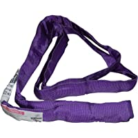 S-Line 20-ENR1X3 Lifting Sling, 1-Inch by 3-Foot, Endless Round Sling, Purple
