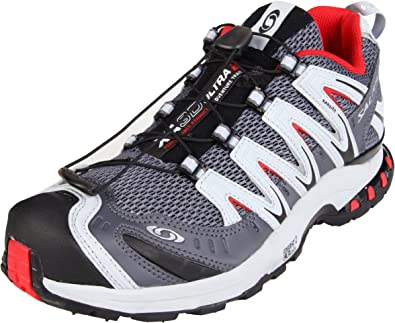 Salomon XA Pro 3D, Zapatillas de Trail Running para Hombre, Azul Dark Cloud Light Onix Quick, 40 2/3 EU: Amazon.es: Zapatos y complementos