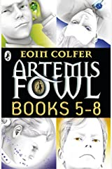 Artemis Fowl: Books 5-8 Kindle Edition