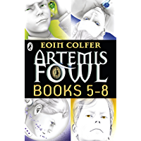 Artemis Fowl: Books 5-8 (English Edition)