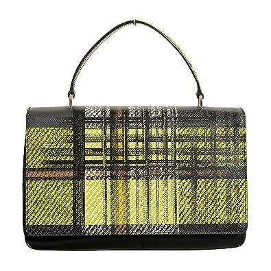 739879e98251 Prada Leather Multi-Color Women s Handbag Bag  Handbags  Amazon.com