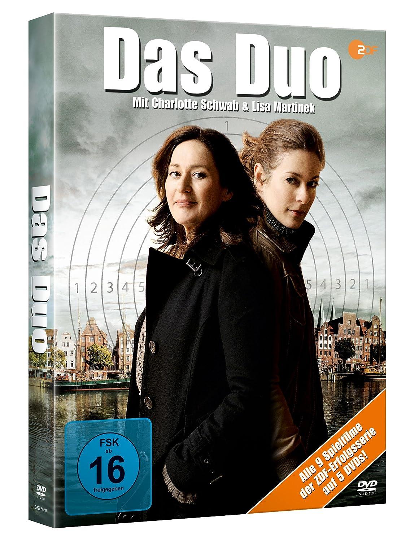 Das Duo [5 DVDs]: Amazon.de: Charlotte Schwab, Lisa Martinek, Diverse: DVD  & Blu-ray