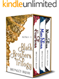 The Black Brothers Trilogy: Boxed Set (English Edition)