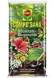 """'Compo Calidad de tierra para macetas """"Compo Sana-® 11151Compo Flores Tierra CS 5011151-587222"""