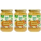 Jardin Bio Beurre de Cacahuète 350 g - Lot de 3