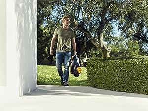 McCulloch Rob R600 für Rasen Flächen mit 600 Quadrat Meter