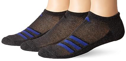 5e37e9e36323 Amazon.com  adidas Men s Climacool Superlite No Show Socks (3 Pack ...
