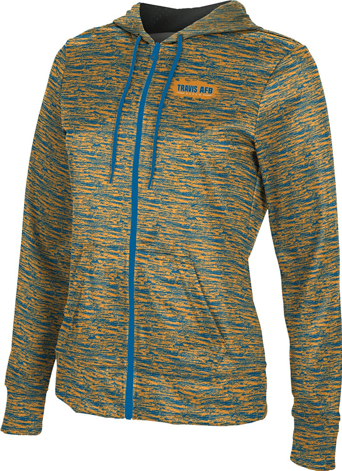 ProSphere Women's Travis AFB Military Brushed Fullzip Hoodie