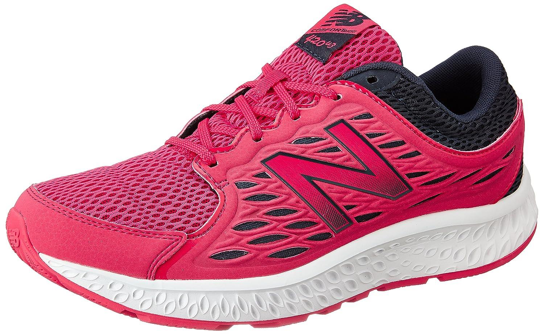 New Balance Women's W420v3 Running Shoe B01FSJ8AMC 8 B(M) US|Pomegranate/Outer Space