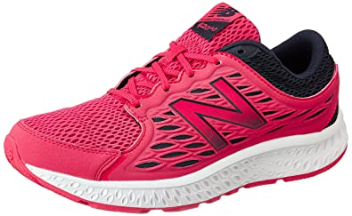 bfeb720995 New Balance Women's W420V3 Running Shoe, Pomegranate/Outer Space, ...