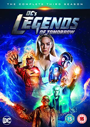 Dc's Legends Of Tomorrow: Season 3 [Dvd] [2018] by Amazon