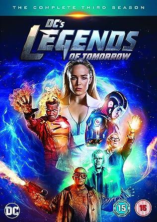 Dc's Legends Of Tomorrow: Season 3 [Dvd] [2018] by Amazon