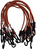 Kotap Adjustable 32-Inch Bungee Cords, 10-Piece, Item: MABC-32