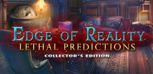 Hidden Objects - Edge of Reality: Lethal Predictions by Big Fish Games