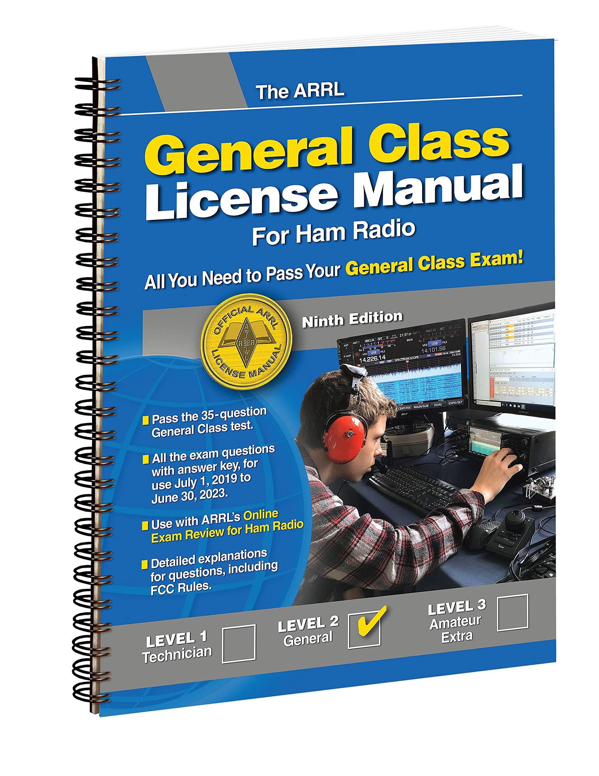 The ARRL General Class License Manual: ARRL: 9781625951069