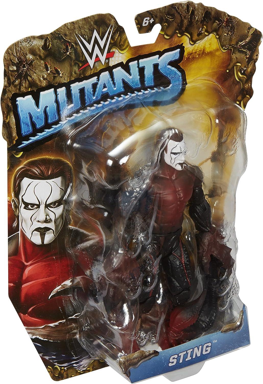 Sting mutants WWE MATTEL dxg64