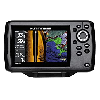 Amazon.com: Humminbird Helix 5 G2 Chirp Si GPS Combo: Cell ...