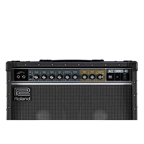 Roland JC-40 Jazz Chorus - Amplificador para guitarra ...