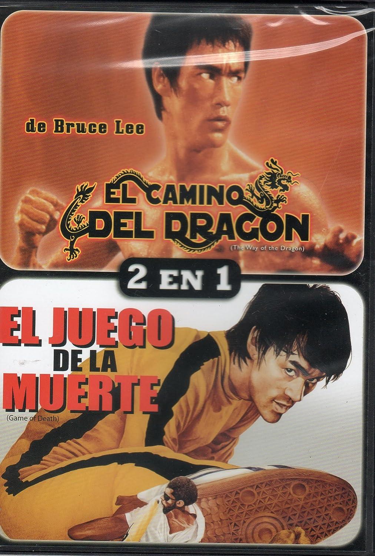 Amazon.com: Dos Peliculas De Bruce Lee (El Camino Del Dragon / El Juego De La Muerte) [ntsc/region 1 and 4 Dvd. Import - Latin America]Audio Ingles con ...