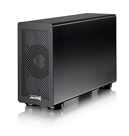 Amazon.com: Akitio Thunder2 gabinete PCIe - No apto para ...