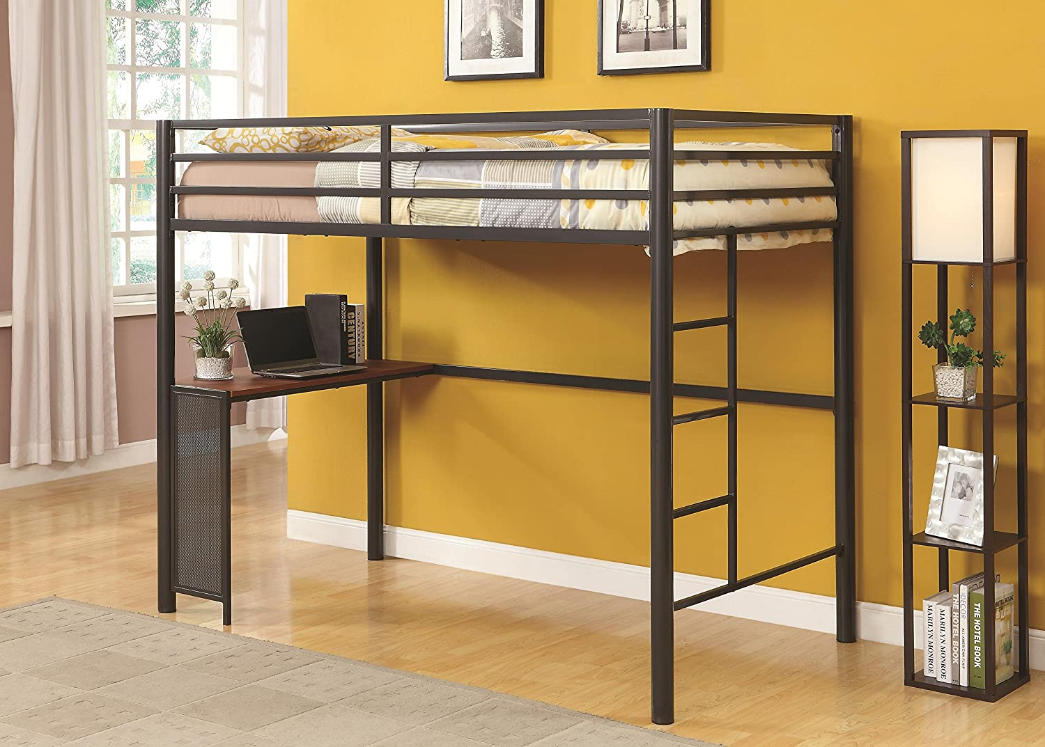 Coaster Home Furnishings Bunk Bed - Gunmetal