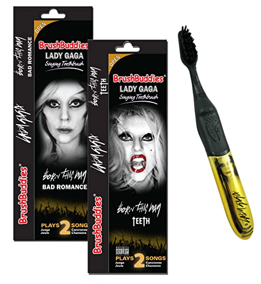 Lady Gaga Singing Toothbrush -...