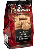 Walkers Mini Round Shortbread Bag