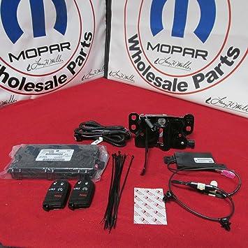 Chrysler Genuine 82213642 Complete Remote Start Kit