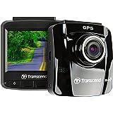 Transcend GPS/WiFi 対応ドライブレコーダー 2.4インチ液晶 300万画素 Full HD 画質 DrivePro 220 / TS16GDP220M-J