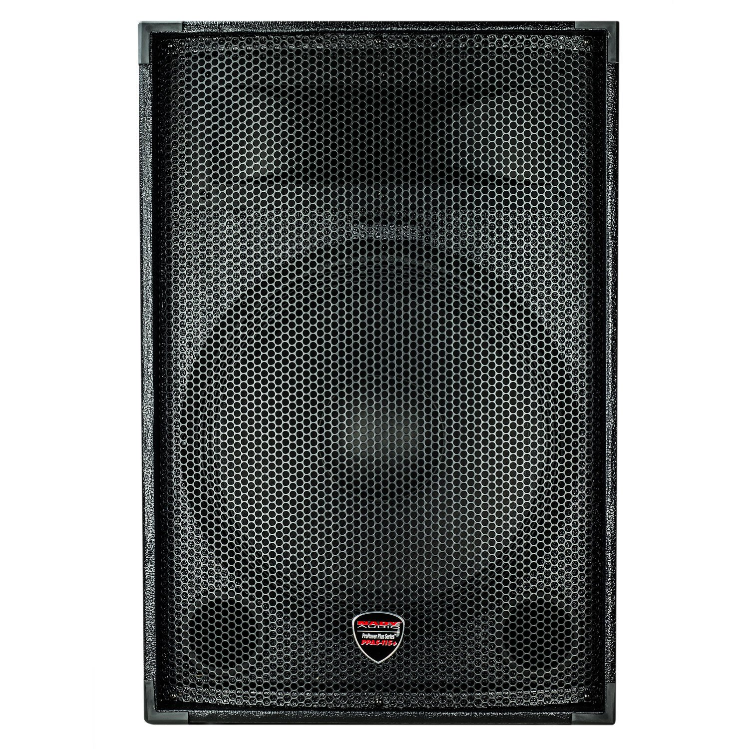"Nady PPAS-115+ / Full Range 2-Way Powered PA speaker / 100W class AB amp / 15"" woofer/Tolex covered with carrying handles"