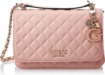 GUESS Womens Melise Cross-Body Handbag