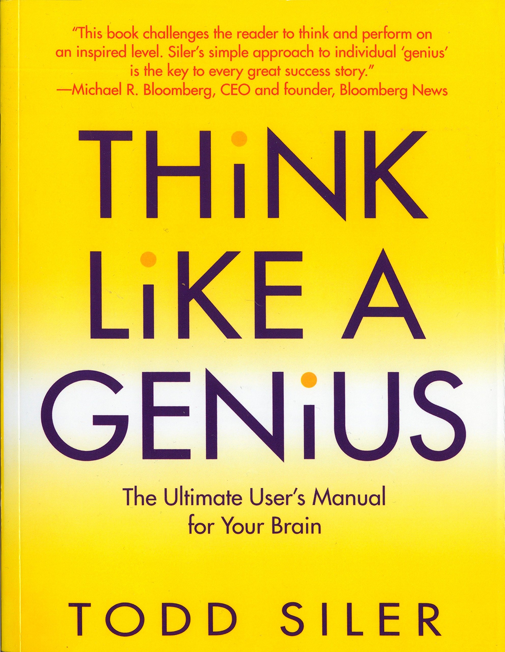 How to Think Like a Genius How to Think Like a Genius new foto