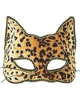 Forum Venetian Mask With Ears
